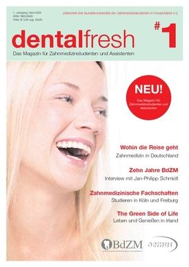 dentalfresh Ausgabe #1 2005