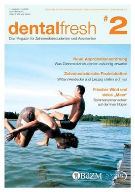 dentalfresh Ausgabe #2 2005