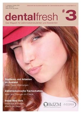 dentalfresh Ausgabe #3 2005