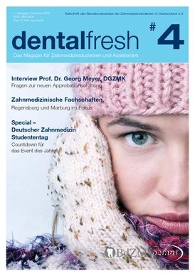 dentalfresh Ausgabe #4 2005
