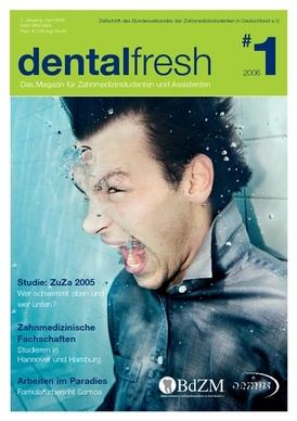 dentalfresh Ausgabe #1 2006