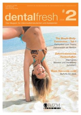 dentalfresh Ausgabe #2 2006