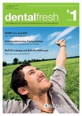 dentalfresh Ausgabe #1 2007