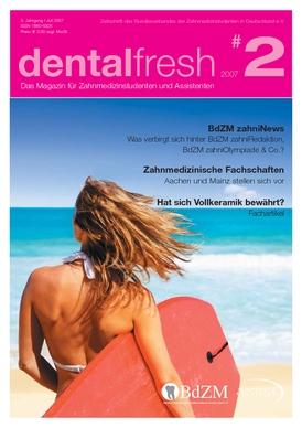 dentalfresh Ausgabe #2 2007