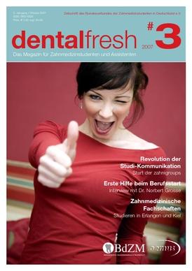 dentalfresh Ausgabe #3 2007