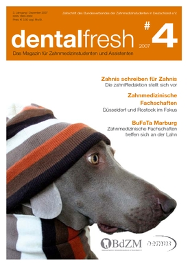 dentalfresh Ausgabe #4 2007