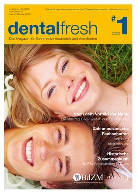 dentalfresh Ausgabe #1 2008