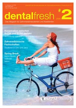 dentalfresh Ausgabe #2 2008