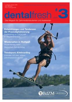 dentalfresh Ausgabe #3 2008