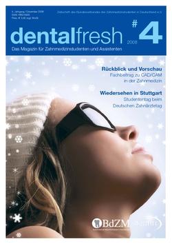 dentalfresh Ausgabe #4 2008