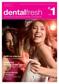 dentalfresh Ausgabe #1 2009