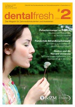 dentalfresh Ausgabe #2 2009